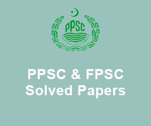PPSC Test Preparation PDF Books And Solved MCQs Download