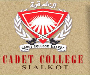 cadet college sialkot 1st year admission